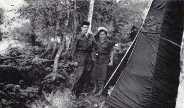 """""""6 juin 1944 : Marie-Claire Chamming's venait d'avoir 21 ans"""""""