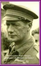 Libération de Calais : le destin tragique du commandant Mengin, tué par un obus en 1944